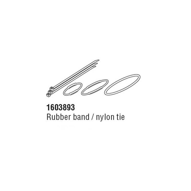 Cateye Strada Slim Rubber Band