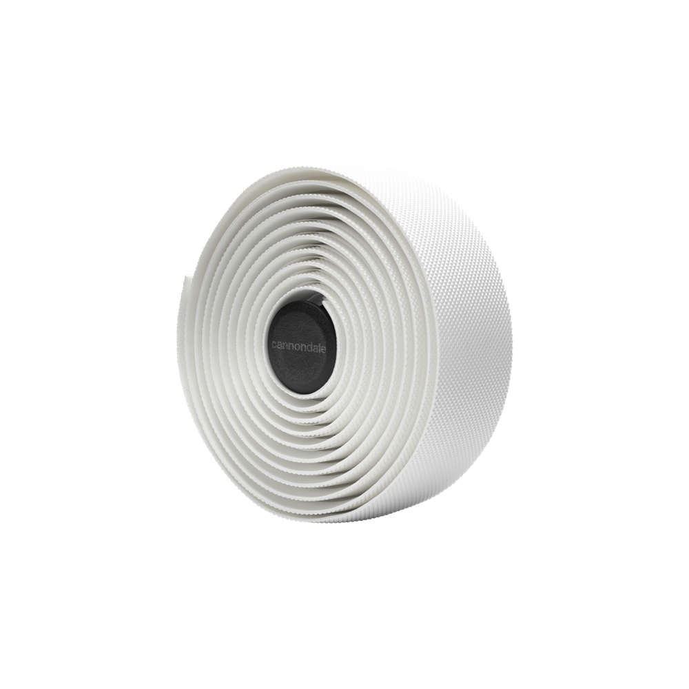 Cannondale Knurltack Bar Tape In White