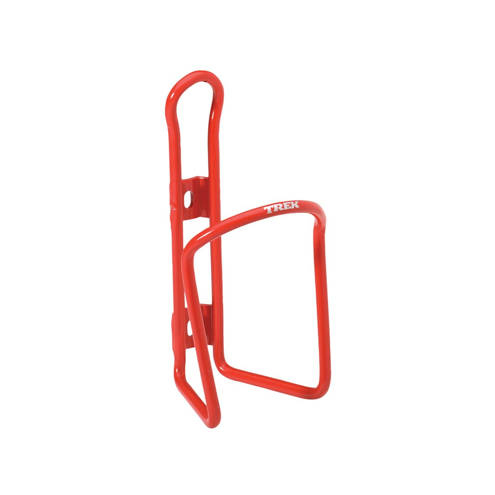 Bontrager Hollow 6mm Water Bottle Cage In Red