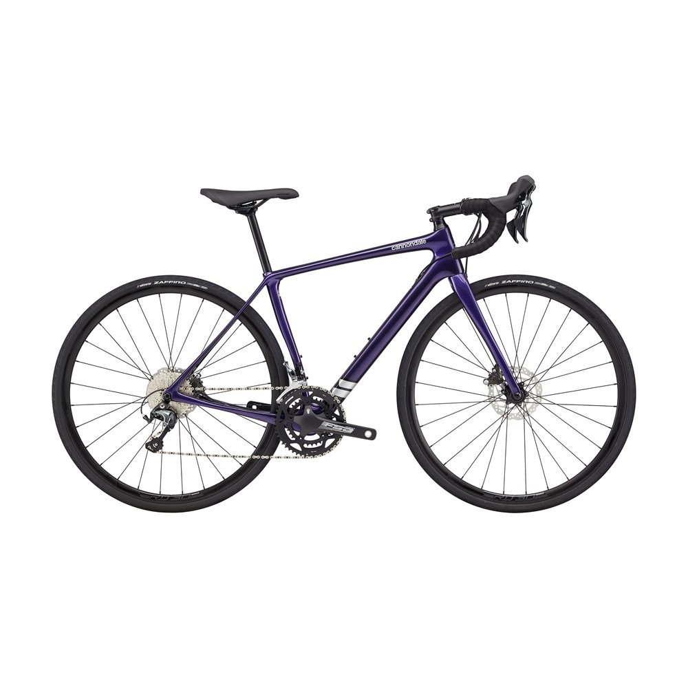 2020 Cannondale Synapse Carbon Disc Tiagra Womens Road Bike Violet