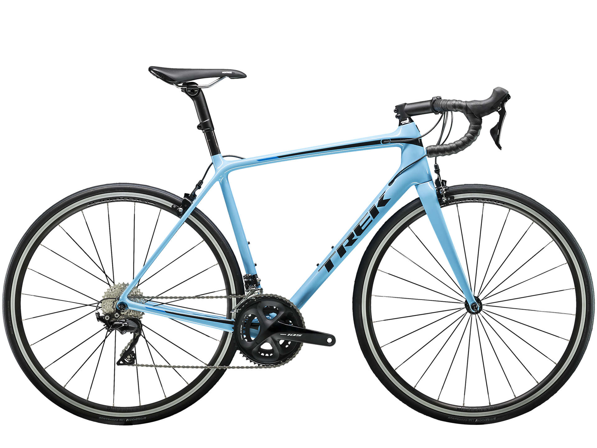 3b8378b9cfe Trek Emonda Sl 5 2019 Road Bike Azure/Carbon £1,800.00