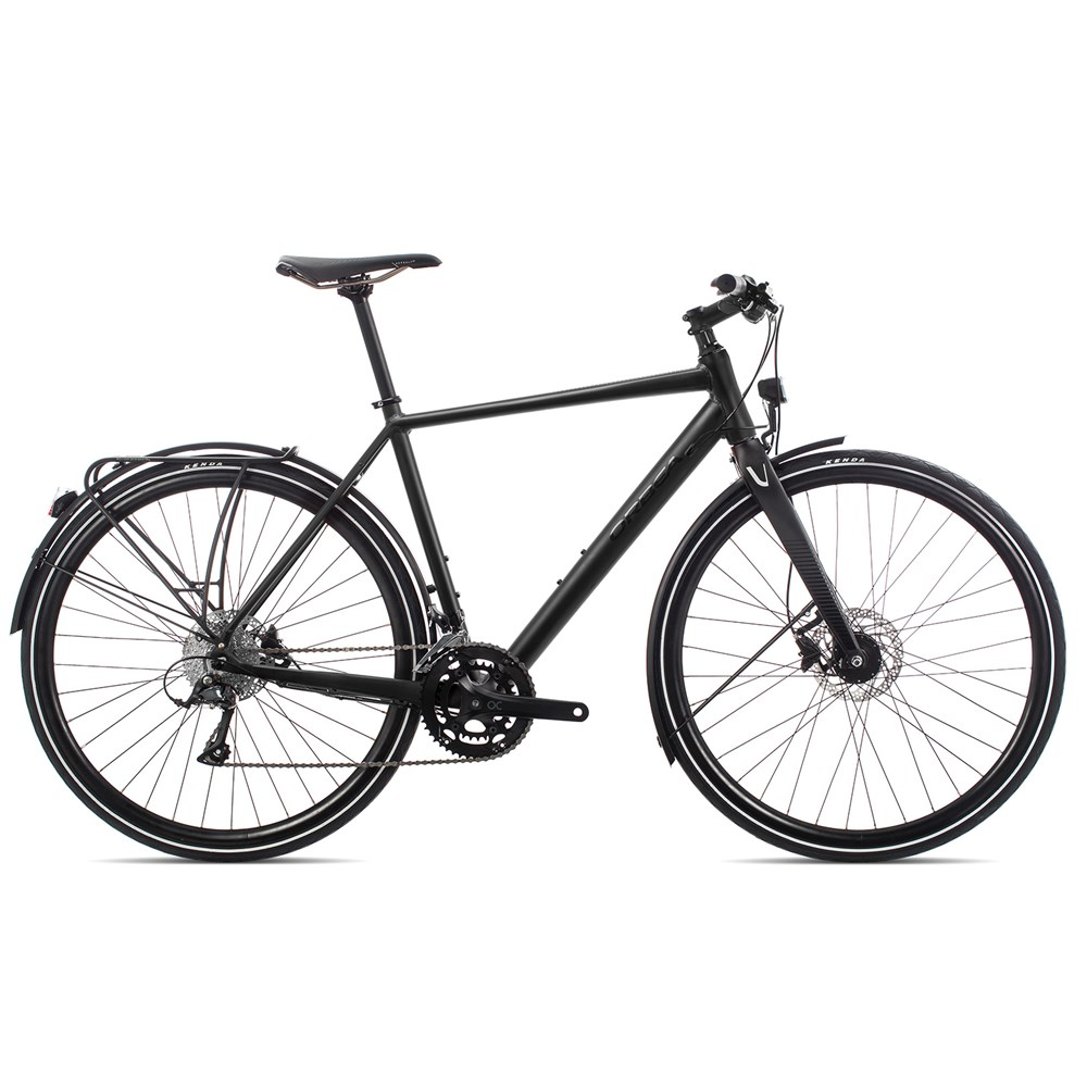 2020 Orbea Vector 15 Hybrid Bike Black