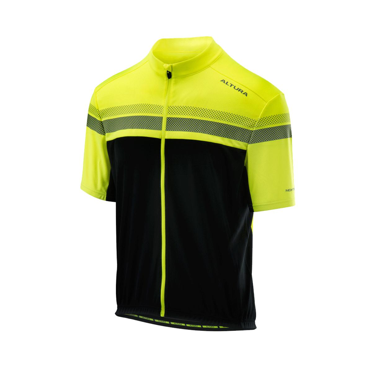Altura Nightvision 4 Long Sleeve Mens Cycling Jersey Sporting Goods Men's Clothing Yellow 2019 New Fashion Style Online